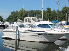Draco 2900 STAR Kabinenboot