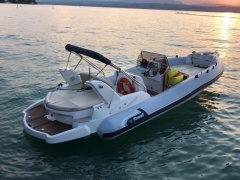 Marlin (IT) MARLIN 25 come nuovo Gommone