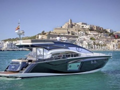 Sessa F54 Flybridge Yacht