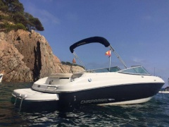 Chaparral 204 SSi Barco deportivo
