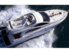 Astondoa 43 GLX Flybridge Yacht