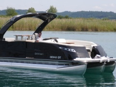 Harris Crowne 250 DL Pontoon Boat