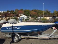 Quicksilver Commander 500 Fischerboot