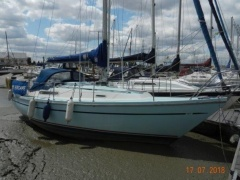 Sadler 29 Kielboot