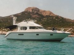 Nimbus Avanta F33 Flybridge Spirit 2 Flybridge Yacht