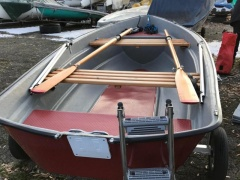 Waterworld 340 Rowing Boat
