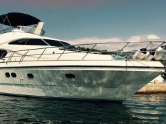 Elegance 54 - Hi/Lo Plattform TOP Flybridge Yacht