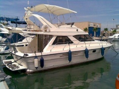 Princess 388 Fly Flybridge Yacht