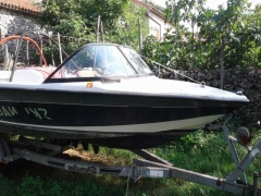 Correct Craft Ski Nautique 200 Wakeboard / Wasserski