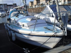 Westerly Yachts 26 Centaur Barco de quilha