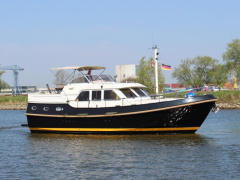 Linssen Grand Sturdy 410 Gold Trawler