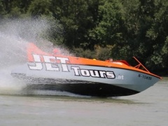 Action Jetboot Sportboot