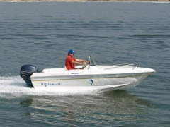 Olympic 450 Centerconsole Sportboot