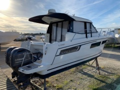 Jeanneau Merry Fisher 855 Pilot woonboot