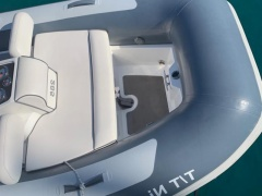 Williams 285 Turbojet S, Bj. 2018 Bateau annexe