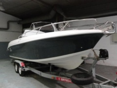 Pacific Craft Northshore 670 Open met 48 vaaruren ! Speedboot