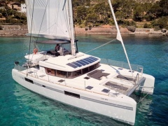 Lagoon 52 F / NEW 04/2019 Production Catamaran