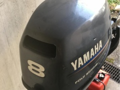 Yamaha 8PS F8CWHS Fuoribordo
