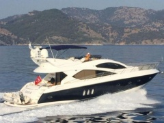 Sunseeker Manhattan 60 Flybridge Yacht