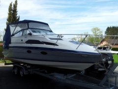 Bayliner Ciera 2455 Sunbridge Kabinenboot
