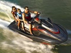 Yamaha WaveRunner FX Cruiser SVHO - April 2019 Jetski