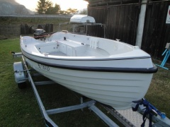 Poca 475 Fishing Boat
