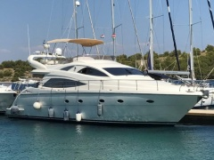 AICON Yachts 56 Fly Flybridge