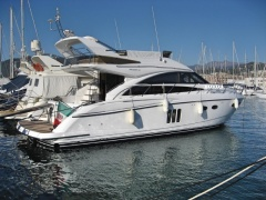 Princess P54 Flybridge Yacht