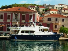 Hershine Marine 57 Pilothouse