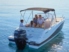 Quicksilver 675 Sundeck M. Merc. 225 Xl (V6) Sloep