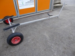 Harbeck Slipwagen Alu Launching Trolley