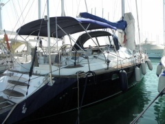 Jeanneau Sun Odyssey 54 DS (Private) Sailing Yacht