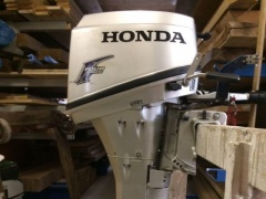 Honda BF6D6 Outboard