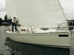 Cross-Yachts Cross 25 Kajütboot