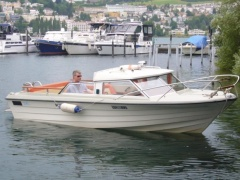 Draco 2000 HT Pilothouse Boat
