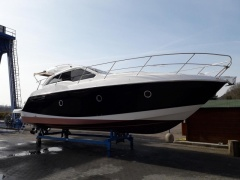 Sessa C35HT Hard Top Yacht
