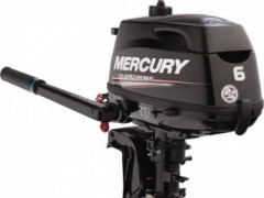 Mercury F6 ML - Top-Zustand Hors-bord