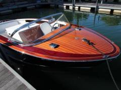 Boesch 510 SUPER COMPETITION Runabout