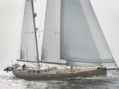Puffin 58 Classic Sailing Yacht