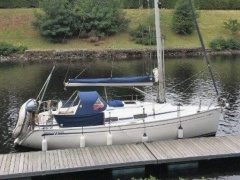 Bavaria 30 Cruiser Shallow Draft Segelyacht
