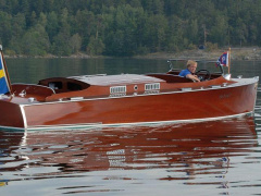 Chris Craft 26 RUNABOUT Motor Yacht