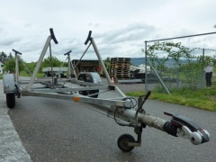 Dehler Tandem Trailer Twin Axle
