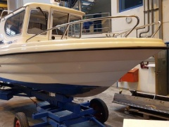 Bella 571 C Pilothouse Boat