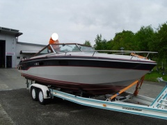 Chris Craft 230 SL Limited Scorpion Cuddy Cabin