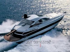 Pershing 46' Yacht a Motore