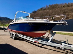 ATOMIX 7500 Sport Cruiser Pilothouse Boat
