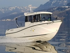 Quicksilver Pilothouse 555 Pilotina