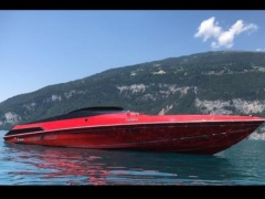 Scarab excel28 Offshore Boat