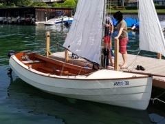 Pathfinder 17 Sailing dinghy