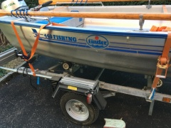 Linder 440 Fishing Imbarcazione Sportiva